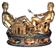 La Saliera di Francesco I di Francia (1540-1543)