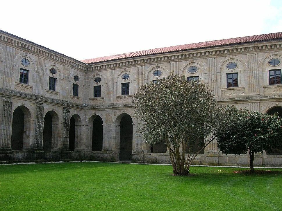 San Clodio de Leiro.Mosteiro.Galicia 1