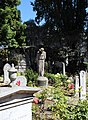 San Francisco, CA USA - Mission San Francisco de Asis (1776) - Cemetery Garden - panoramio.jpg