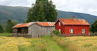 Snåsa - Image: Sandmo Snåsa