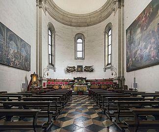 Santa Giustina (Padua) - Chapel of Saint Luke