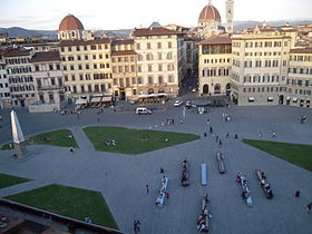 Image illustrative de l'article Piazza Santa Maria Novella