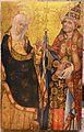 Santa Marta i sant Climent, Gonçal Peris, muzeu Catedralici Diocesà de València.JPG