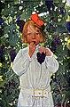 Sarah Stilwell Weber, Girl Eating Grapes, 1905.jpg