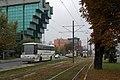 Sarajevo Tram-217 Line-3 2011-10-23 (2).jpg
