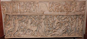 Sarcophagus Endymion Louvre Ma1335