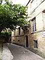 Sarlat la Caneda , ville d'Art et d'Histoire, est la capitale du Périgord Noir. - panoramio (17).jpg