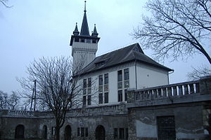 Sátoraljaújhely - The Wine Church
