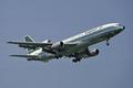Saudi Arabian Airlines L-1011-200 HZ-AHE LHR 1985-5-17.png