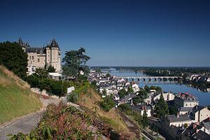 Maine-et-Loire - Image: Saumur