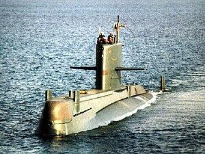 Sauro-class submarine - Image: Sauro class