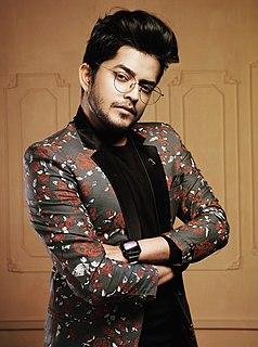 Sayak Chakraborty Bengali film and television actor (born 1994)