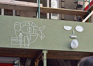Scaffold deco, Breite Gasse 7, Vienna.jpg