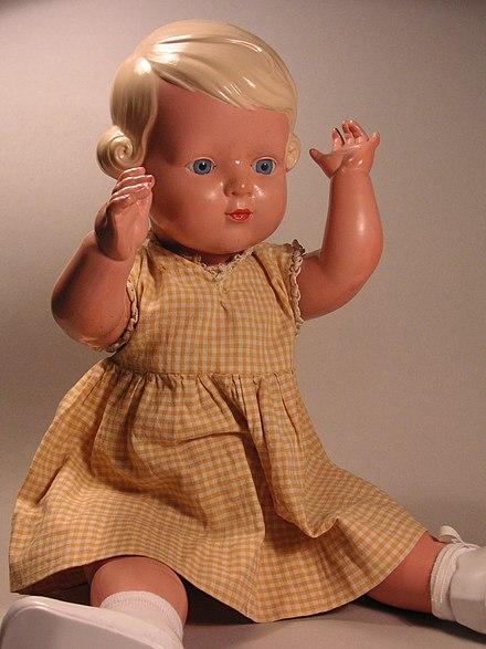 Puppen Ankleiden