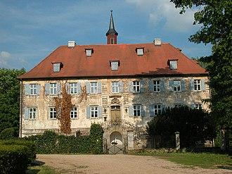 Buttenheim - Schloss Buttenheim