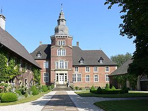 House of Plettenberg - Image: Schloss Sandfort