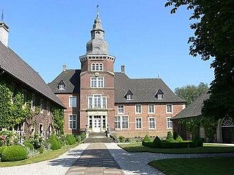 House of Plettenberg - Image: Schloss Sandfort