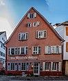 Schmiedtorstraße 5 Tübingen gesehen von der Madergasse 2019.jpg