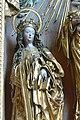 Schwaz Pfarrkirche - Anna-Altar 3 Ursula.jpg