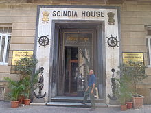 Scindia Steam Navigation Company Ltd  - Wikipedia