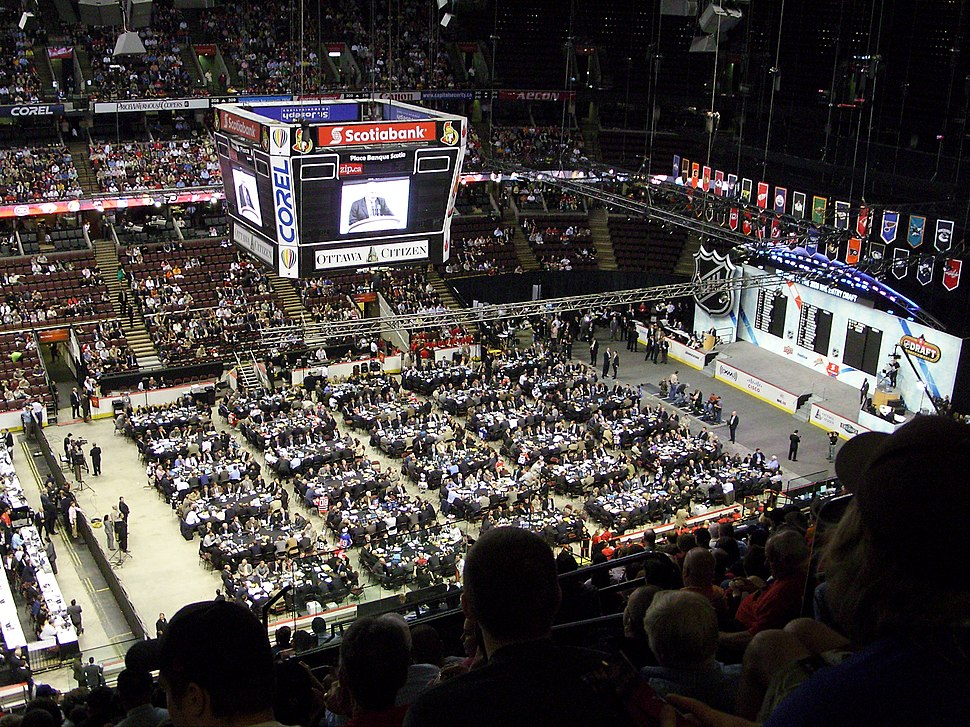 Scotiabank Place 2008 Entry Draft