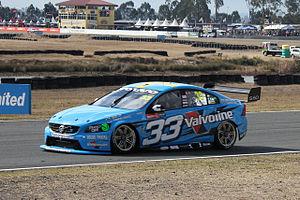 Scott McLaughlin (racing driver) - Image: Scott Mclaughin cropped