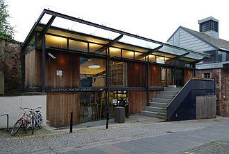 Scottish Poetry Library - Scottish Poetry Library, Crichton's Close, Edinburgh