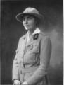 Scottish Women's Hospital - Royaumont Unit - Frances Ivens.png