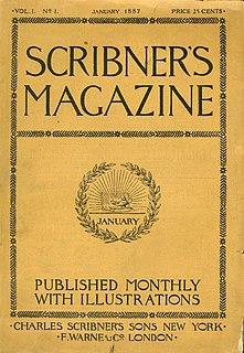 <i>Scribners Magazine</i> American magazine