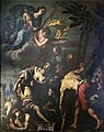 Scuola Grande dei Carmini (Venice) - Sala capitolare - Il miracolo del pozzo di Antonio Zanchi.jpg