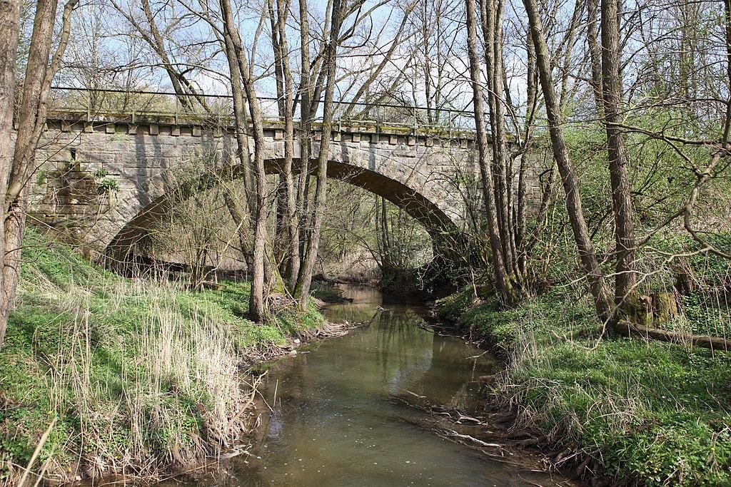 Seßlach-Eisenbahnbrücke-Alster