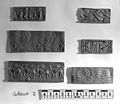 Seals; Egyptian and Syrian, Group 2 Wellcome L0010652.jpg