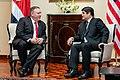 Secretary Pompeo Meets with Costa Rican President Alvarado and Foreign Minister Ventura (49430649486).jpg
