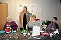 Secretary of State Karen Bradley MP visits Shankill Women's Centre (26647417078).jpg