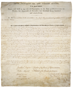 Alien and Sedition Acts - Wikipedia, the free encyclopedia