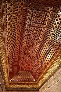 Segovia Alcazar techo 02 JMM.JPG