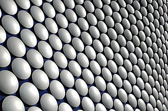 Selfridges Building, Birmingham - Image: Selfridges exterior, Birmingham