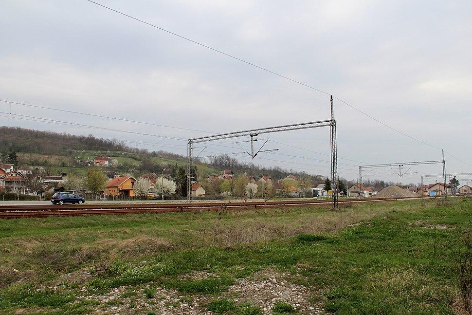 Selo Divci - opština Valjevo - zapadna Srbija - panorama - centar 6