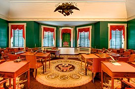 Senate Chamber, Congress Hall, Independence National Historic Park.jpg