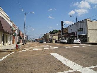Senatobia, Mississippi - Image: Senatobia MS 023