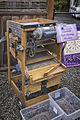 Sequim, WA — Lost Mountain Lavender Farm — Lavender Bud Cleaning Machine.jpg