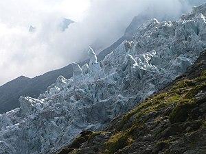 Serac - Image: Seracs Glacier Bossons P1090051