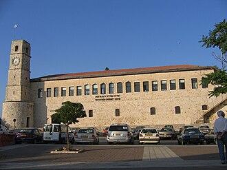 "Safed - ""Saraya"", the Ottoman-period fortress"
