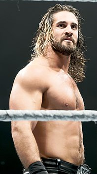 Seth Rollins nell'aprile 2015