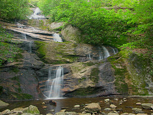 Setrock creek falls black mountain campground.jpg