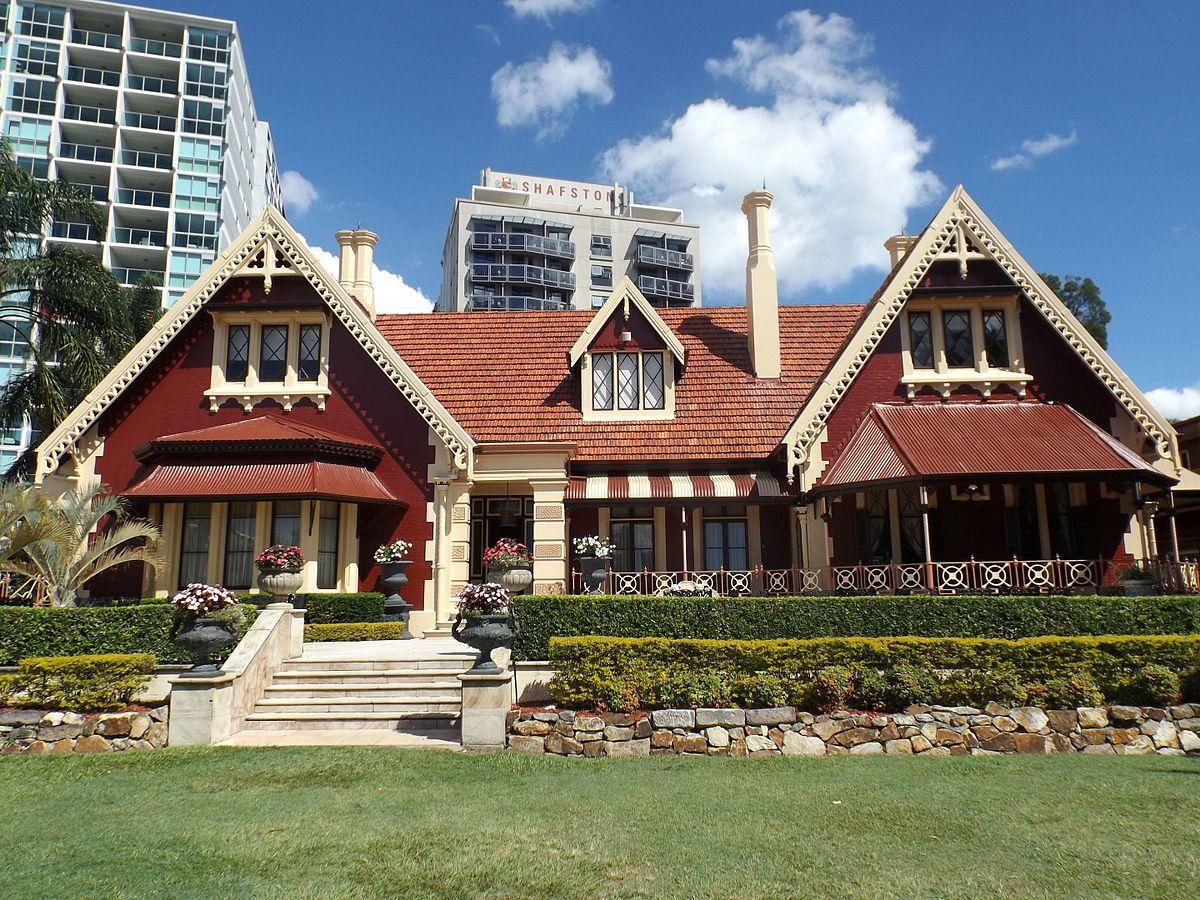 shafston house