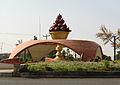 Shahrdari square in Saveh.jpg