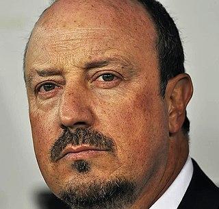 Rafael Benítez Spanish association football player and manager