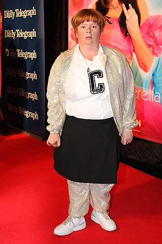 Magda Szubanski - Sharon Strzelecki is one of Szubanski's most developed characters