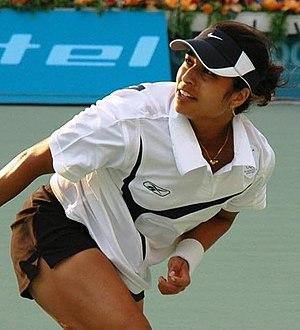 Shikha Uberoi - Uberoi at the 2006 Asian Games